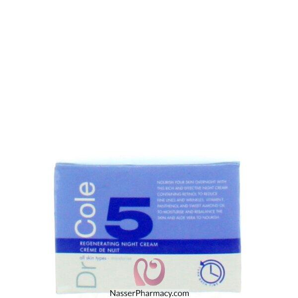 Dr Cole  Regenerating Night Cream 50ml