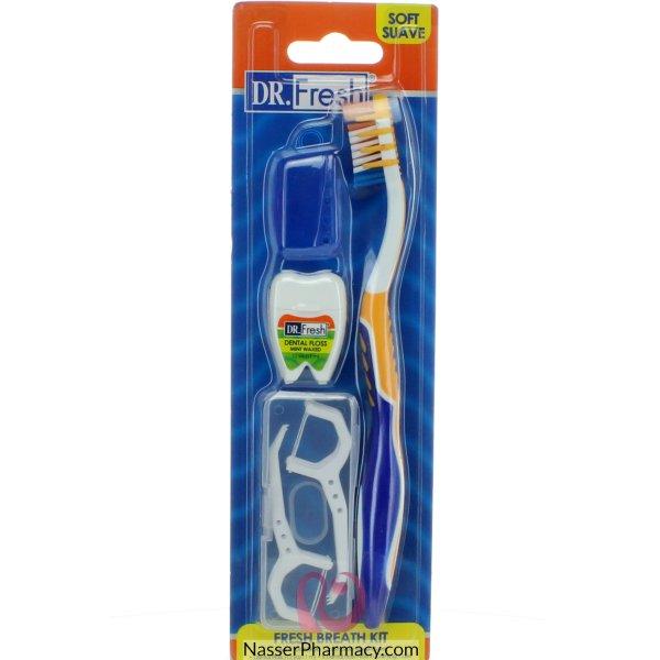 Dr Fresh Breath  Kit-62094