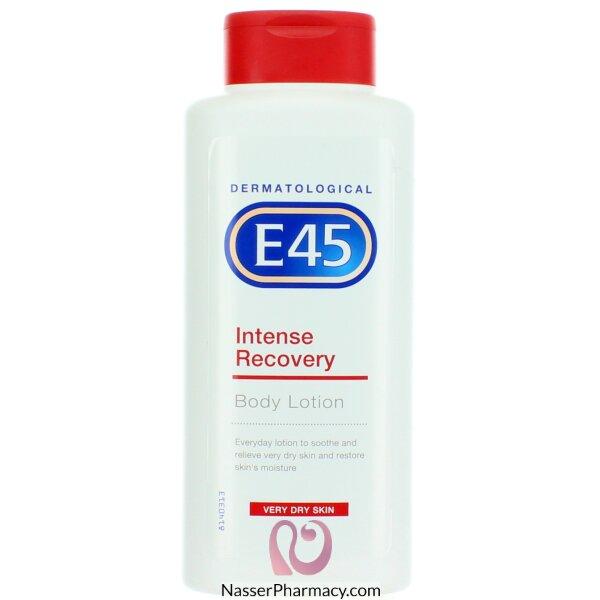 اي 45  E لوشن فعال للبشرة شديدة الجفاف - 400 مل