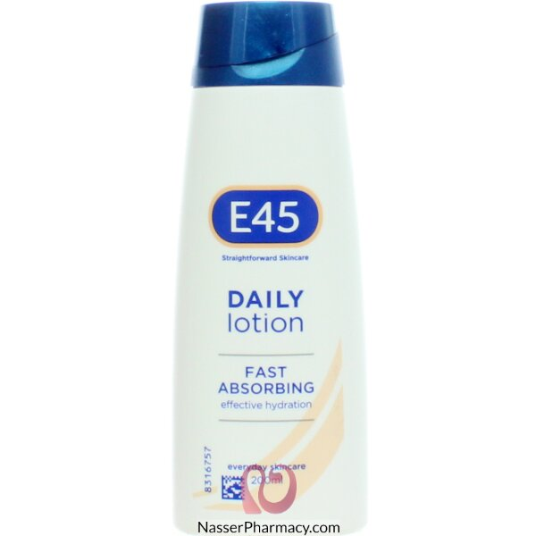 E45 Daily Lotion 200ml -65395