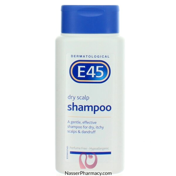 E45 Dry Scalp Shampoo  -200ml