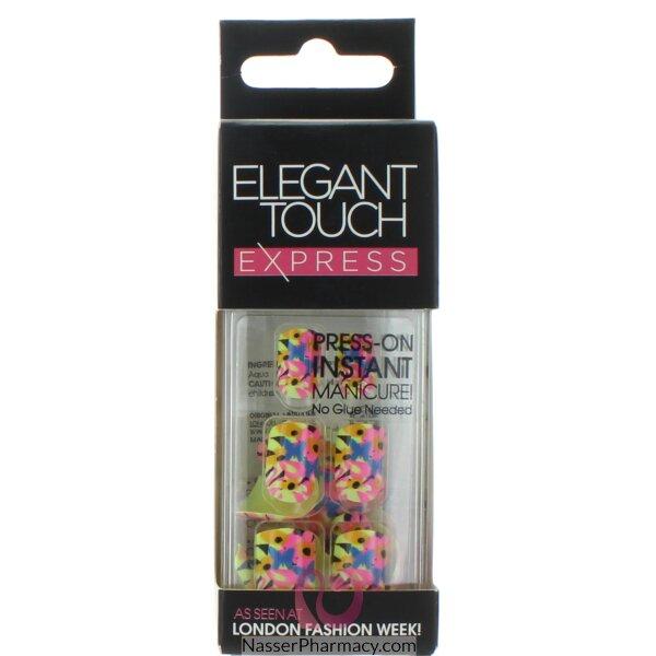 ايليجانت تاتش Elegant Touch  أظافر لاصقة فورية- Trend Fleur
