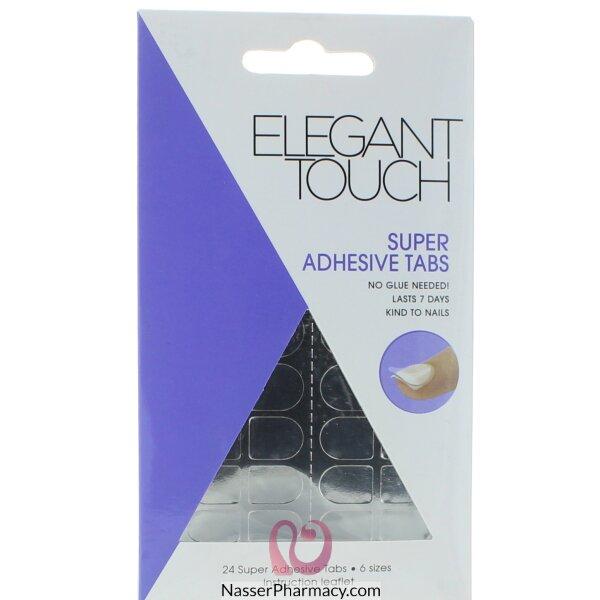 ايليجانت تاتش Elegant Touch  لاصق لتثبيت الأظافر اللاصقة