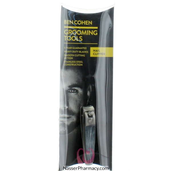 Elegant Touch Ben Cohen Grooming Tools Nail Clipper