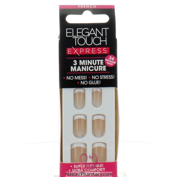 Elegant Touch Express French Bare