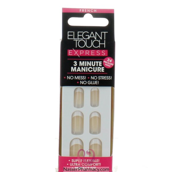 Elegant Touch Express -french Bare Oval
