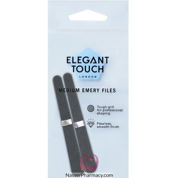 Elegant Touch Medium Emery Boards