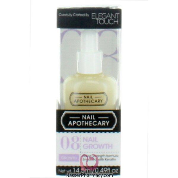 Elegant Touch  Nail Apothecary - Nail Growth #08