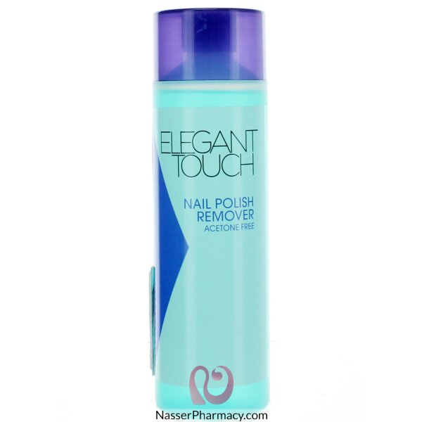 Elegant Touch Nail Polish Acetone Free- 200ml