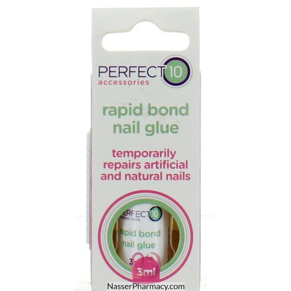 Elegant Touch  P10 Rapid Bond Nail Glue -3g