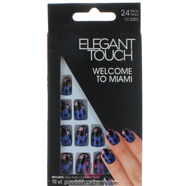 Elegant Touch Trend-welcome To Miami