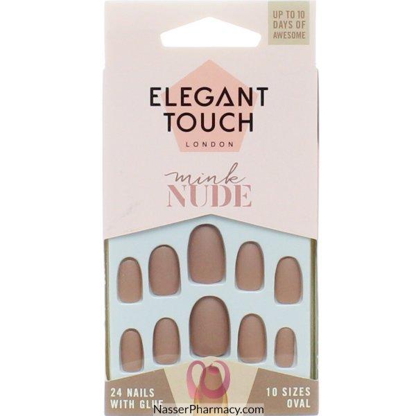 Et Nude Nails Mink-4013458