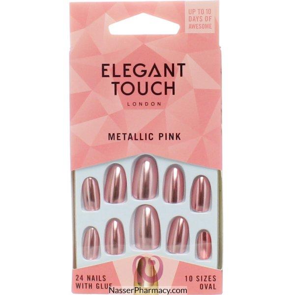 Et Polish Metallic Pink-4020658
