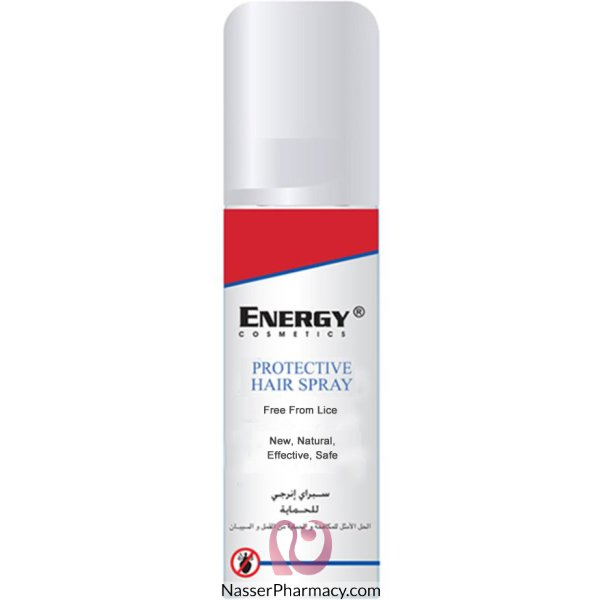 Energy Anti Lice Hair Spray 215 Ml