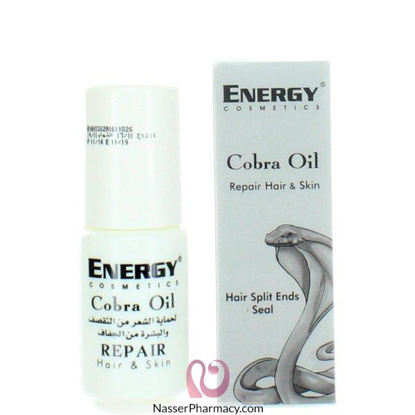 Energy Cobra Hair Repair Oil 30ml