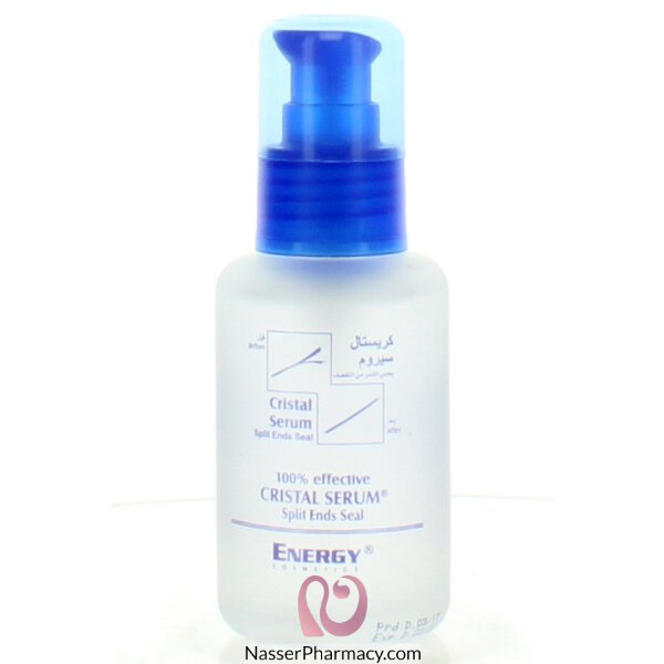 Energy Cosmetics Serum-crystal 60ml