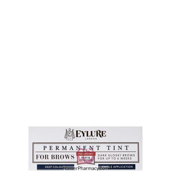 ايلور Eylure  صبغة دائمة للحواجب - لون بني متوسط