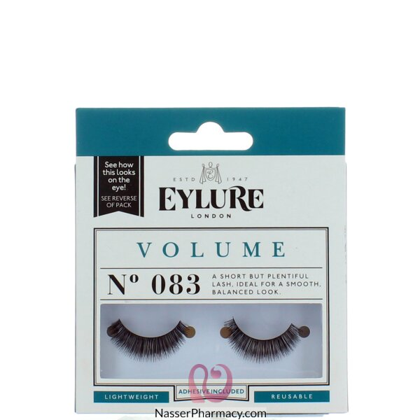 ايلور( Eyulure ) رموش (naturalites Super Full Volumateur) لاضفاء كثافة - 083