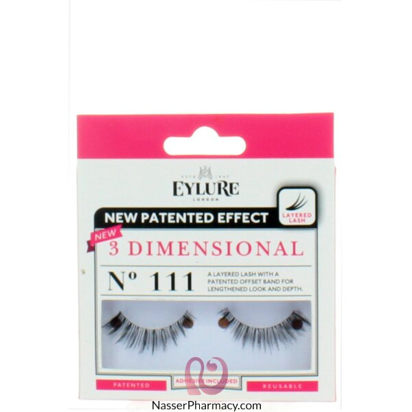 Eylure 3d Lashes 111