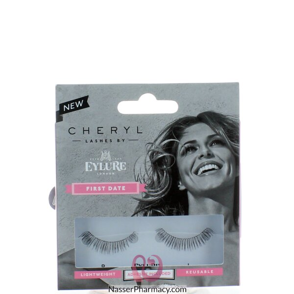Eylure Cheryl Lashes - First Date