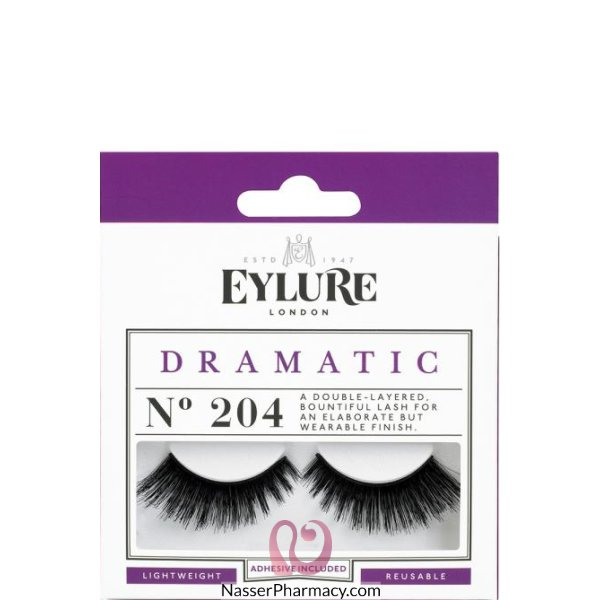 Eylure Eyelashes Naturalite Double -6001126