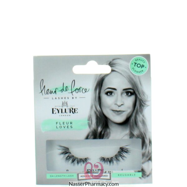 6526f43e7e7 Buy Eylure Fleur De Force-fleur loves Lashes From Nasser pharmacy in Bahrain