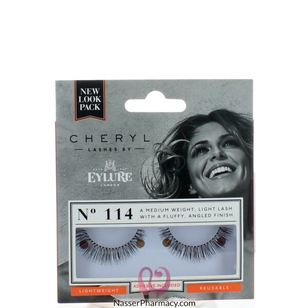 Eylure Lengthening Lashes 114