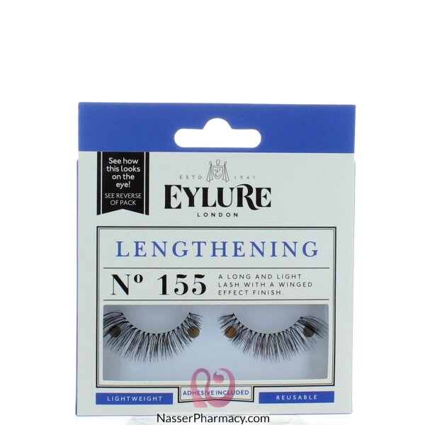 Eylure Lengthening Lashes 155