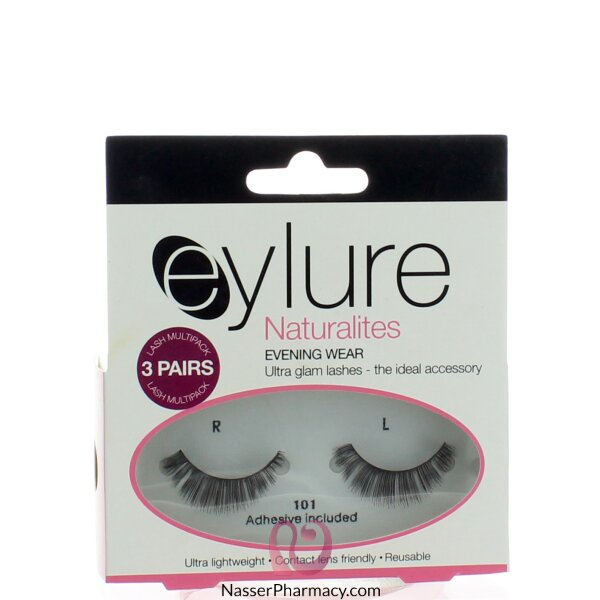 Eylure Naturalites Evening Wear Lashes - 101