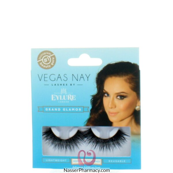 Eylure Vegas Nay-grand Glamor Lashes