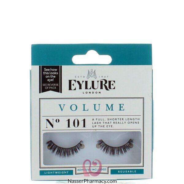 Eylure Volume Lashes 101