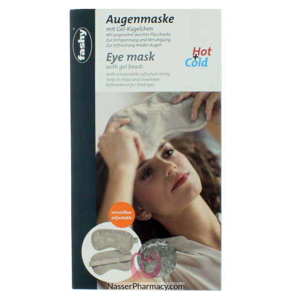 Fashy Eye Mask With Gel Beads-63400
