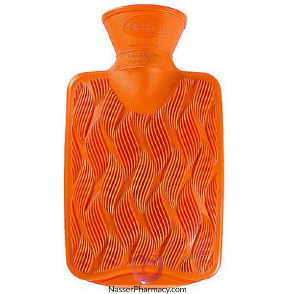Fashy Hot Water Bottle S/ribbed