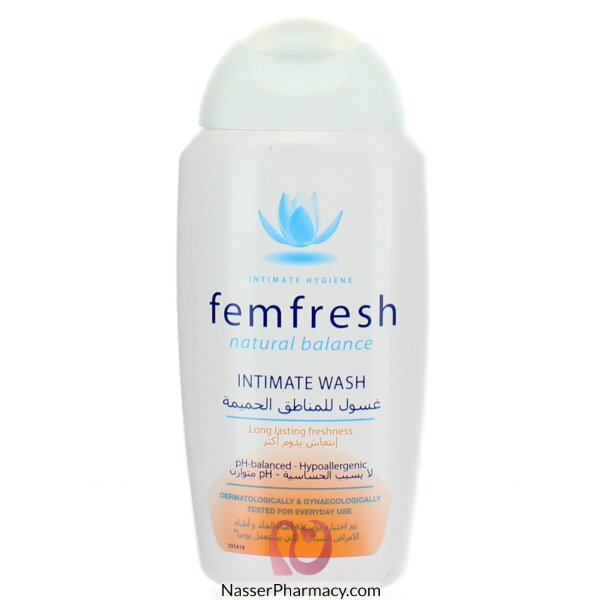 Fem Fresh Intimate Wash 250ml