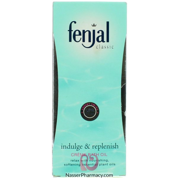 Fenjal Classic Creme Bath Oil 125ml-7153