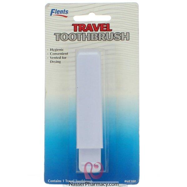 فلينتس فرشاة تنظيف الأسنان للسفر