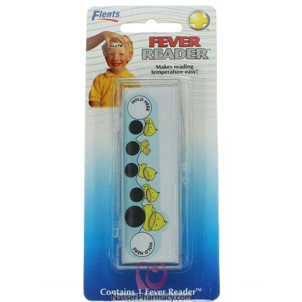فلينتس لاصقة قياس  الحرارة للأطفال