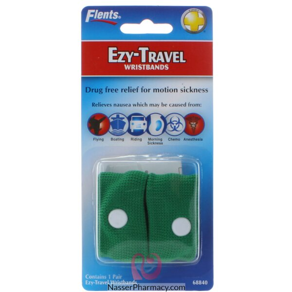 Ezy-travele Wristband For Motion Sickness