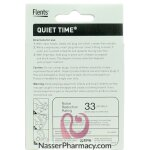 Flents Apothecary Quiet Time Ear Plug 10 Pairs + Case