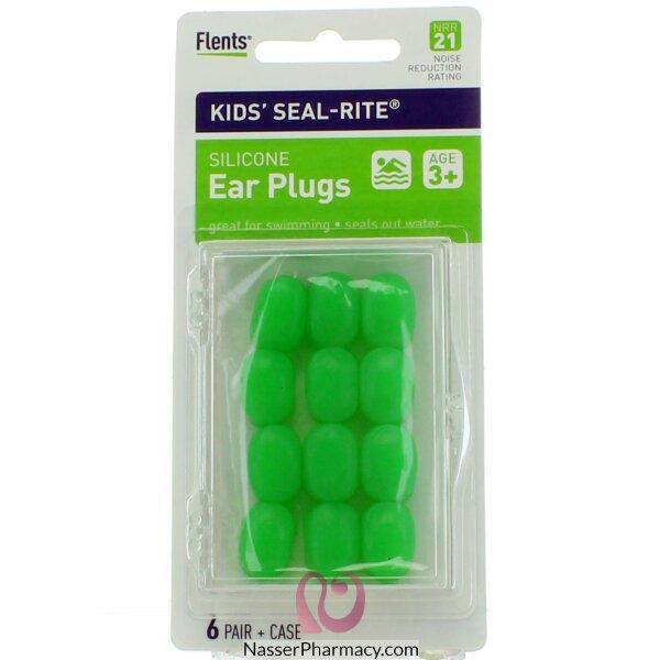 Flents Silicone Ear Plug