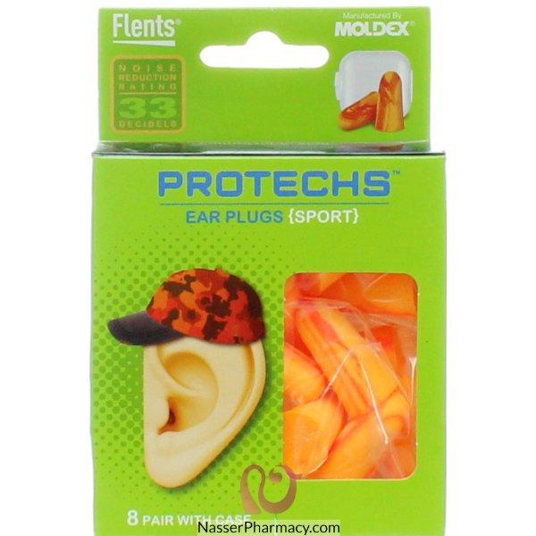 Protechs Sport Ear Plugs 8 -68052