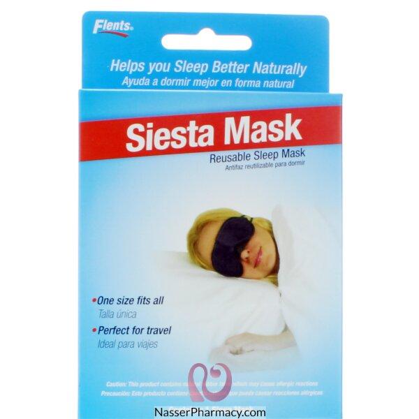Siesta Mask Reusable Sleep Mask