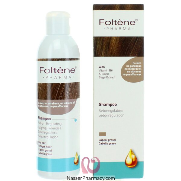 Foltene Shampoo Sebum Regulator 200ml