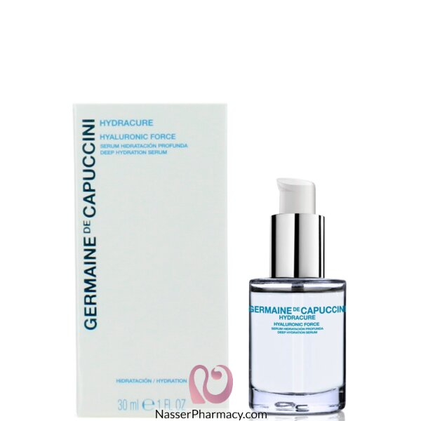Germaine De Capuccini Hydracure Hyaluronic Force 30ml