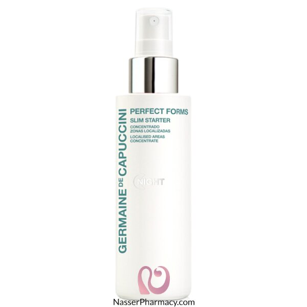 Germaine De Capuccini- Perfect Forms- Slim Starter -night-  Localised Areas Concentrate 125ml