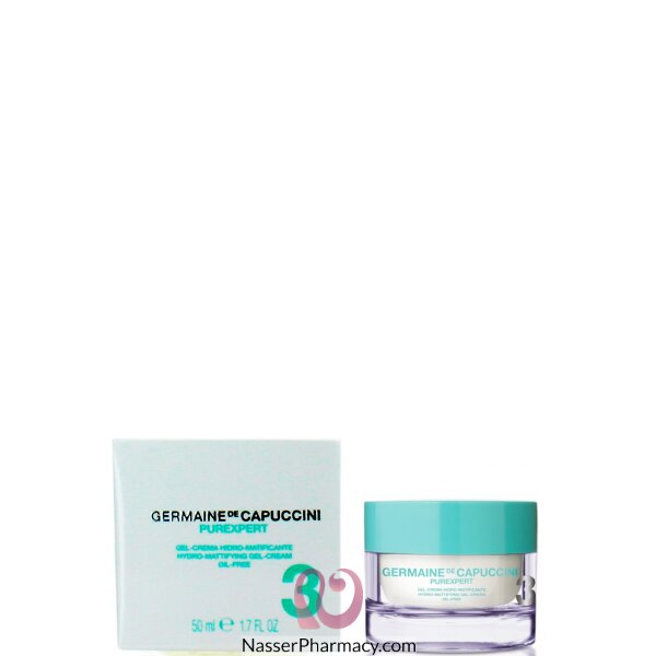 Germaine De Capuccini - Purexpert Oil-free Hydro-mattifying Gel-cream 50ml