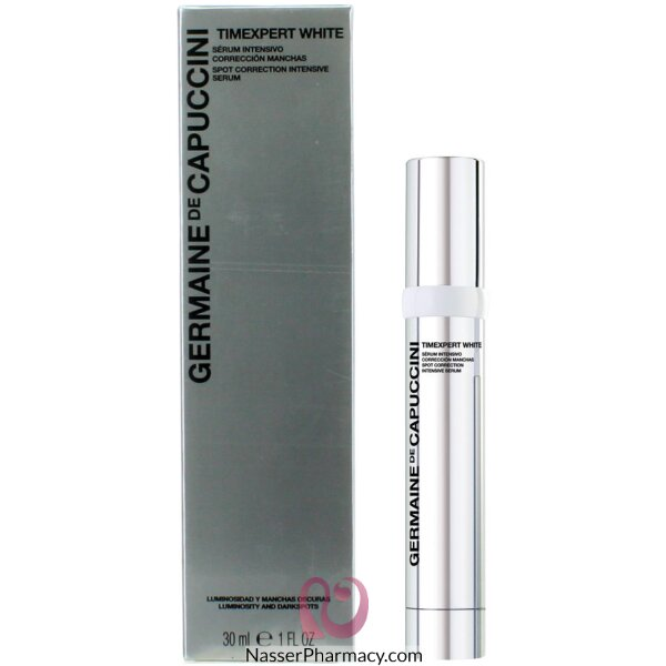 Germaine De Capuccini- Timepert White- Spot Correction Intensive Serum 30ml
