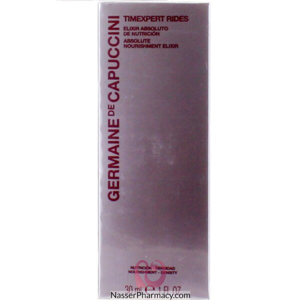 Germaine De Capuccini  Timexpert -rides Absolute Nourishment Elixir 30ml