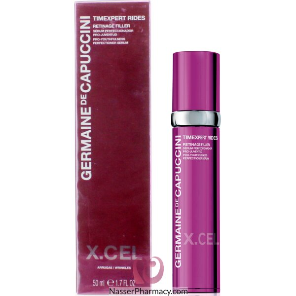 Germaine De Capuccini-  Timexpert Rides X.cel Retinage Filler For Deep Lines & Wrinkles 50ml