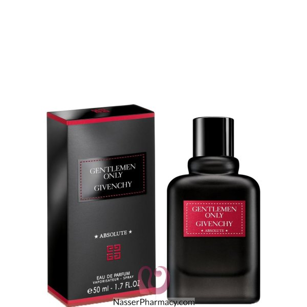 جيفنشي Gentlemen Only Absolute عطر للرجال - 100 مل